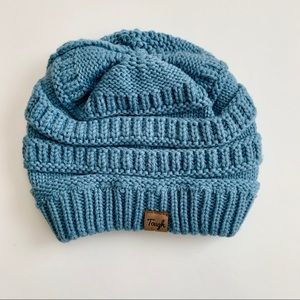 Unisex Cable Knit Beanie (NWOT)